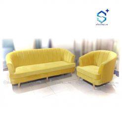 Bộ Ghế Sofa Nỉ ( B-SF-N4-2 )