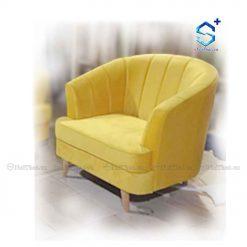 Ghế Sofa Đơn Nỉ ( SFD-N4-1 )