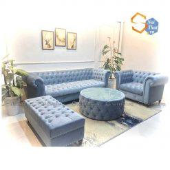 Bộ Ghế Sofa Cổ Điển Sang Trọng (B-SF-N3-1